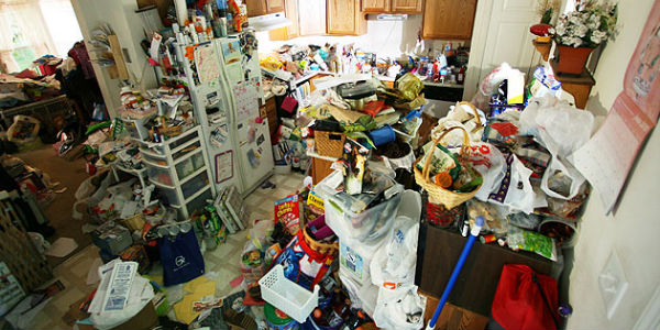 HOARDING CAN LEAD TO TRAGEDY